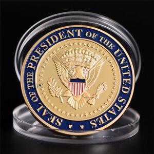 US-45th-President-Donald-Trump-Commemorative-Coin-Collection-Gift-Souvenir