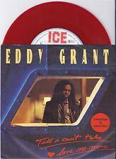 "Eddy Grant, Till I can't take love no more, VG+/VG+ 7"" Single 0873-4"