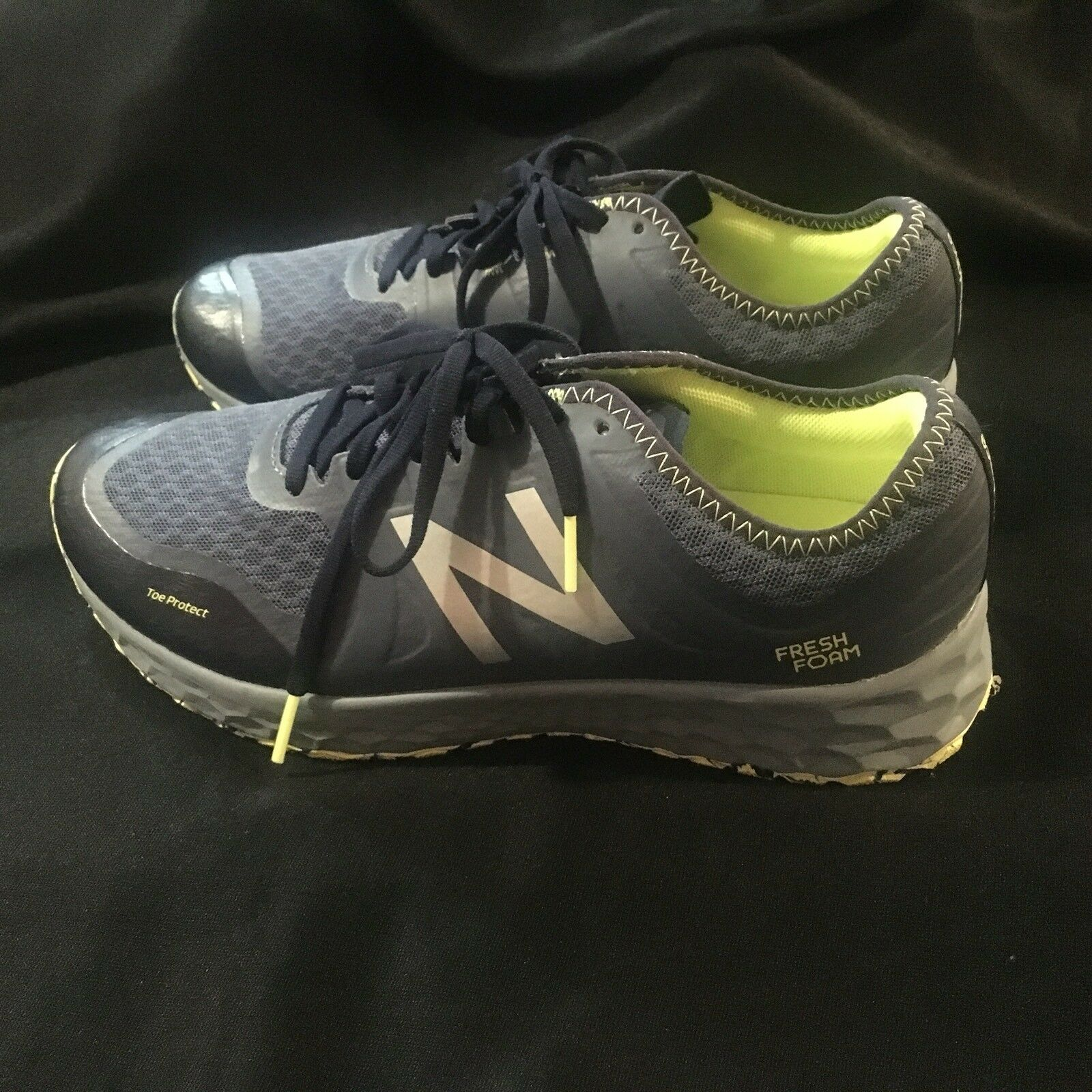 New Balance Women's Kaymin TRL Fresh Foam Trail Running Vintage Size 10.5