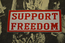 Hells Angels Nomads, AZ USA - Support Freedom - Sticker