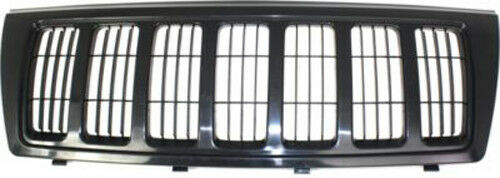 NEW GRILLE ASSEMBLY FITS JEEP GRAND CHEROKEE 2004 CH1200301