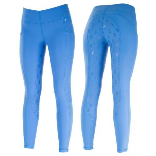 SALE Blue Horze Leah Ladies UV Pro Summer Riding Tights