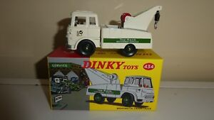DINKY-SUPERTOY-BEDFORD-T-K-CRASH-TRUCK-100-AUTHENTIC-METAL-REPLICAS-NEW