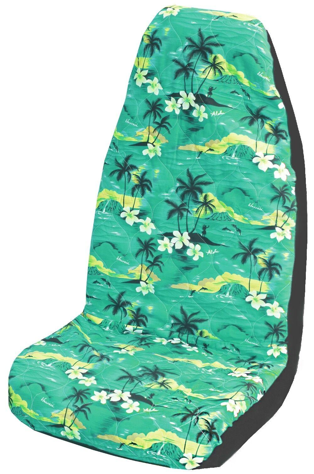 100 Sunsets  Hawaiian Car Seat Covers - Set of 2