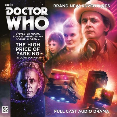 Doctor Who principale Gamma : The High PREZZO DI PARCHEGGIO: N.227 Dorney, John