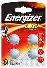 Energizer blisters de 4 Piles Lithium CR 2032 Maxi