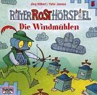 Ritter Rost Hörspiel 05. Die Windmühlen von Jörg Hilbert und Felix Janosa (2012)
