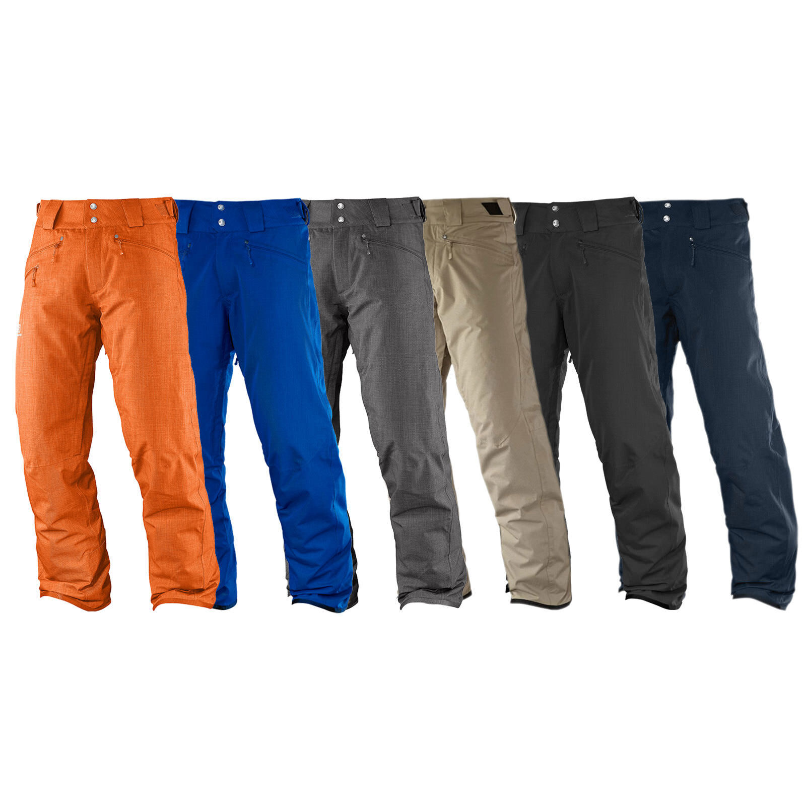 Salomon Fantasy Men's Trousers Ski Snowboard Winter Pants Working