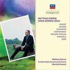 Matthias Goerne Sings German Arias (CD, Sep-2012, Eloquence (Argentina))