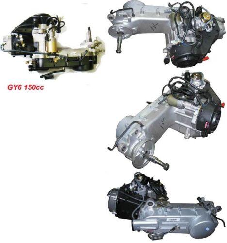 150cc Scooter Motors 152QMI 157QMJ Starter  for  GY6  125cc