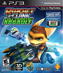 NEW-Ratchet-amp-and-Clank-Full-Frontal-Assault-PlayStation-3-2012-NTSC