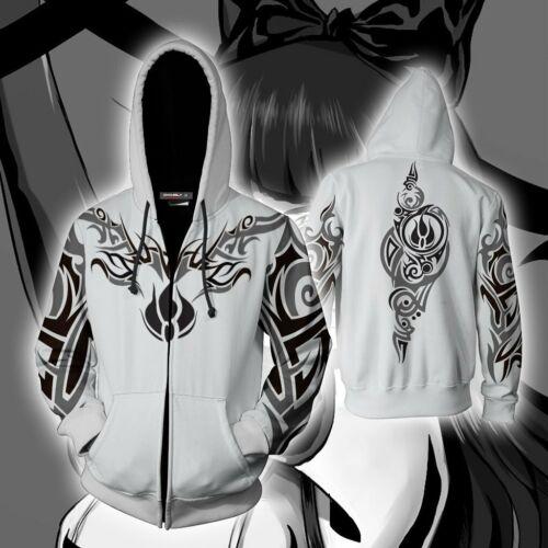 Anime RWBY Blake Belladonna Cosplay Hoodie Jacket Hooded Zipper Coat Sweatshirt