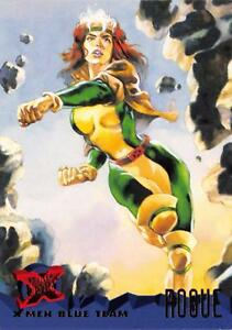ROGUE-X-Men-Fleer-Ultra-1995-BASE-Trading-Card-98