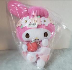 "NWT My Melody 12/"" OH NINJA BIG Plush Kawaii Sanrio Toreba Japan"