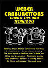 Weber Carburettors Tuning Tips and Techniques by John Passini (Paperback, 2008)