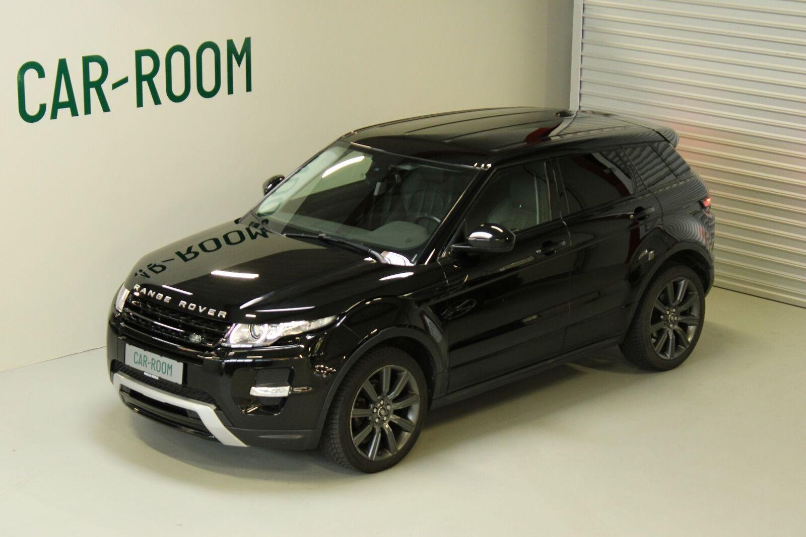 Land Rover Range Rover Evoque 2,2 SD4 Dynamic aut. 5d - 3.107 kr.