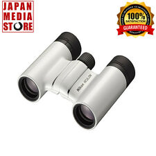 NIKON Binoculars ACULON T01 8-21 ACT01 Roof Prism White ACT018X21WH