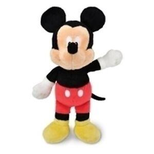 "Disney 12/"" Mickey Mouse Plush Stuffed Animal Doll"