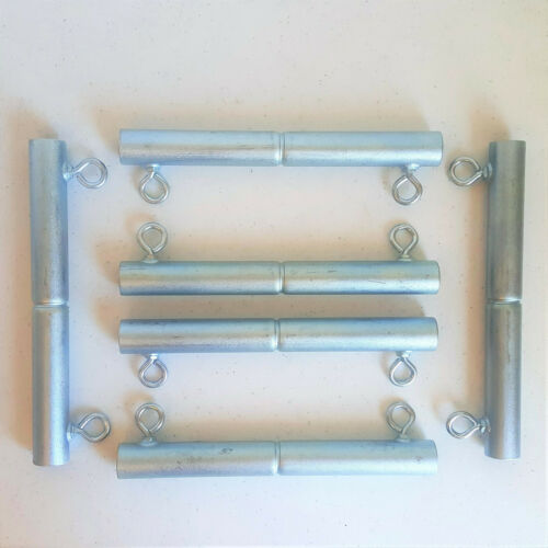 "6pc FCA ** Free Shipping ** JOINER // CONNECTOR 3//4/"" CANOPY FITTING"