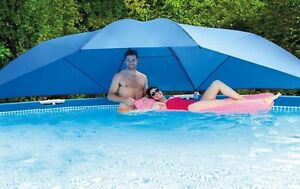 Swimming Pool Accessories Umbrella Large Outdoor Intex Sun Shade Canopy Cover Ebay