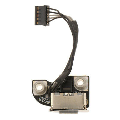 DC Power Board Audio Jack for Apple Macbook Pro 13 Unibody A1278 2009-2012