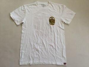 2fb826f8c6e Image is loading Quiksilver-Men-s-Regular-Fit-White-T-shirt-