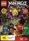 LEGO Ninjago - Masters of Spinjitzu : Series 4 : Vol 1 (DVD, 2015)