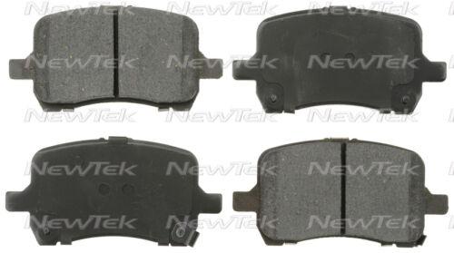SCD1028 FRONT Ceramic Brake Pads Fits 05-07 Chevrolet Cobalt