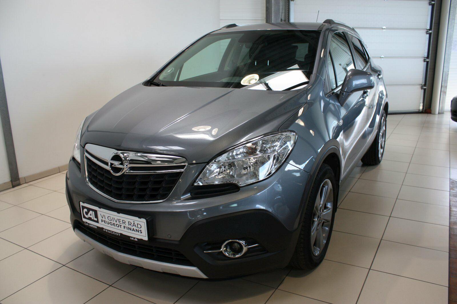 Opel Mokka 1,7 CDTi 130 Cosmo eco 5d - 129.900 kr.
