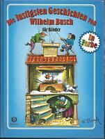 Wilhelm Busch: Die lustigsten Geschichten von Wilhelm Busch für Kinder