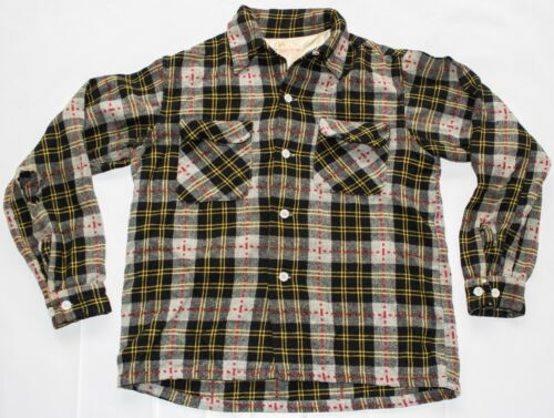 Vintage 1950's-1960's Ensenada Sportwear 100% Wool