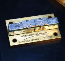Coherent Northrop Grumman Ndylf Silver Bullet Laser Diode Dual Bar Ceo