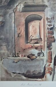 Annigoni-Pietro-Pitture-Murali-in-Casa-della-Margherita-Venerosi-Pesciolini