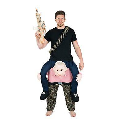 Bodysocks Vladimir Putin Huckepack Kostüm für Erwachsene Carry Me