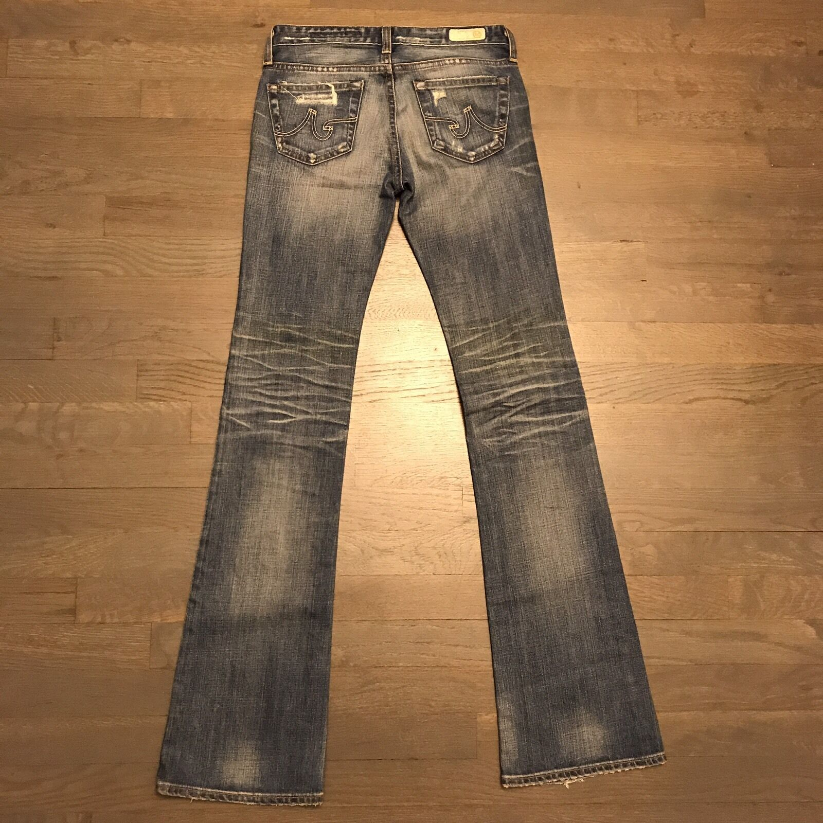 AG Adriano goldschmied The Angel BootCut Jean 24R