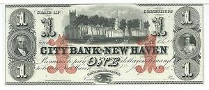 1865-1-Connecticut-City-Bank-of-New-Haven-unissued-Gem-G12c-Green-46111A