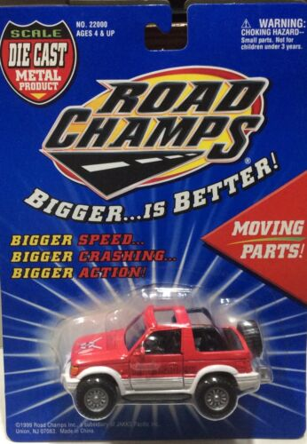 Jeep Wrangler Sport Utility Lifeguard Road Champs FREE SHIPPING