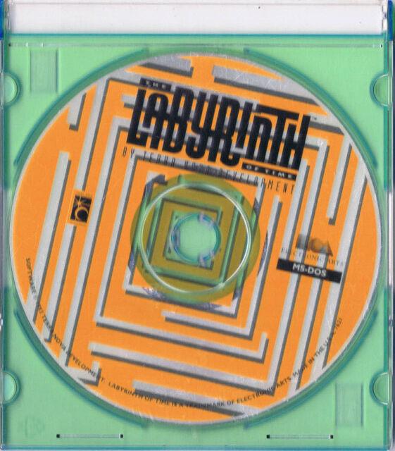 The Labyrinth of Time (PC, 1994, Terra Nova Development)