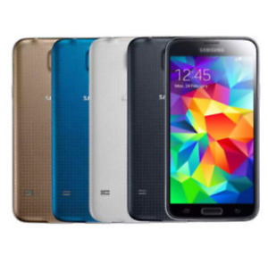 Samsung S5 16GB Black Unlocked G900P Smartphone