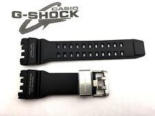 CASIO G-Shock GPW-1000-1A Watch Band Strap Original Black Rubber