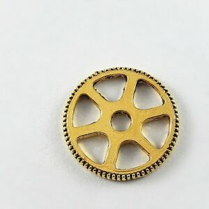 40-pcs-Vintage-Gold-Mechanical-Gears-Pendants-Charms-Jewelry-Craft-Findings-20mm