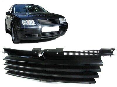 BLACK DEBADGED SPORTS BONNET GRILL FOR VW LUPO 1998-2005 MODEL