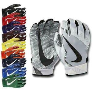 big sale 39cb6 8af4b La foto se está cargando Nike-Vapor-Jet-4-0-Guantes-de-futbol-