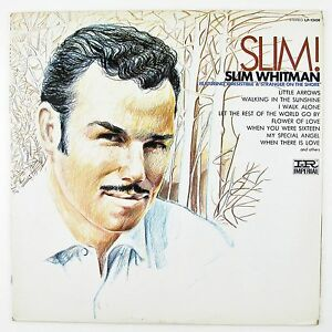 SLIM-WHITMAN-Slim-LP-NM-NM