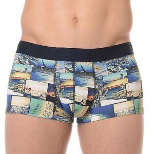 HOM-TRONCO-Uomo-CONTO-Riviera-Pantaloni-BOXER-S-XL-Multicolore