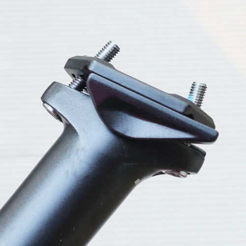 Sattelstütze XLC All Ride SP-O01 Ø 31,6 mm 400 mm Offset 0 mm Alu schwarz