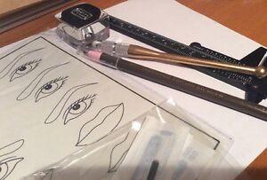Microblading-Semi-Permanent-Make-Up-Microblade-practice-KIT-Uk