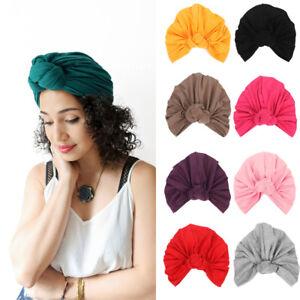Bonnet-a-n-ud-de-la-mode-des-femmes-Hijab-Turban-Cap-Bonnet-Bonnet-Echarpe-Wrap
