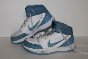 Nike-Dream-Youth-Basketball-Shoes-383193-142-White-Blue-Youth-US-Size-4-Youth