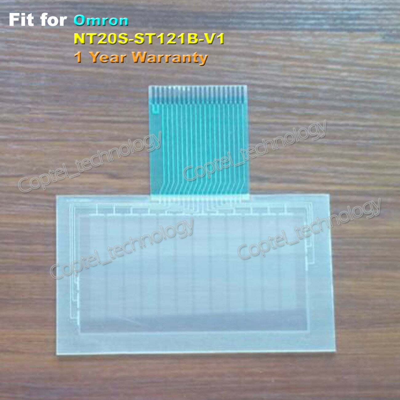 For Omron NT20S-ST121B-V1 NT20SST121BV1 Touch Screen Glass 1 Year Warranty